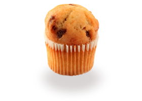 Cranberry mini-muffin